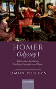 Cover for Homer, <i>Odyssey I</i>