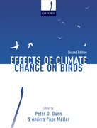 Cover for Effects of Climate Change on Birds