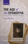 Cover for The Age of the Efendiyya
