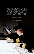 Cover for Normativity, Rationality and Reasoning