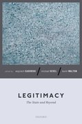 Cover for Legitimacy - 9780198825265