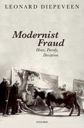 Cover for Modernist Fraud - 9780198825432