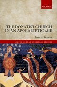 Cover for The Donatist Church in an Apocalyptic Age