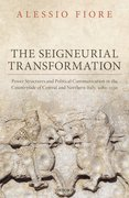 Cover for The Seigneurial Transformation