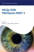 Cover for MCQs for FRCOphth part 2