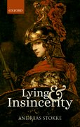 Cover for Lying and Insincerity