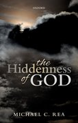 Cover for The Hiddenness of God