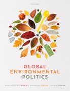Cover for Global Environmental Politics