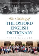 Cover for The Making of the <em>Oxford English Dictionary</em>