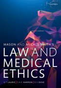 Cover for Mason and McCall Smith