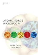 Cover for Atomic Force Microscopy