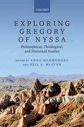 Cover for Exploring Gregory of Nyssa