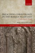 Cover for Preaching Christology in the Roman Near East