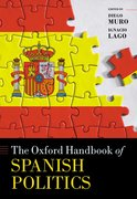 Cover for The Oxford Handbook of Spanish Politics