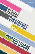 Cover for Sexual Dissidence
