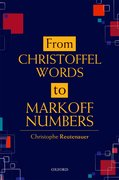 Cover for From Christoffel Words to Markoff Numbers