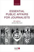 Cover for Essential Public Affairs for Journalists
