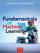 Cover for Fundamentals of Machine Learning - 9780198828044