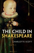 Cover for The Child in Shakespeare