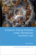 Cover for Emissions Trading Schemes under International Economic Law - 9780198828709