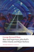 Cover for Man and Superman, John Bull