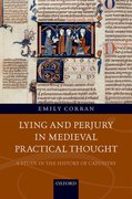 Cover for Lying and Perjury in Medieval Practical Thought