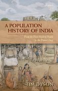 Cover for A Population History of India