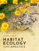 Cover for Habitat Ecology and Analysis