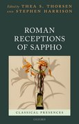 Cover for Roman Receptions of Sappho
