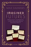 Cover for Imagined Futures