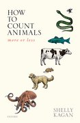 Cover for How to Count Animals, more or less