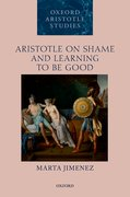 Cover for Aristotle on Shame and Learning to Be Good
