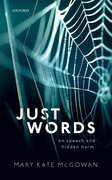 Cover for Just Words - 9780198829706