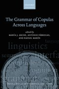 Cover for The Grammar of Copulas Across Languages