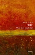 Cover for Fire: A Very Short Introduction