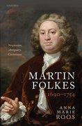 Cover for Martin Folkes (1690-1754)