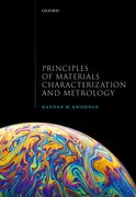 Cover for Principles of Materials Characterization and Metrology
