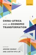 Cover for China-Africa and an Economic Transformation