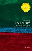 Cover for Foucault: A Very Short Introduction