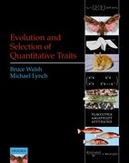 Cover for Evolution and Selection of Quantitative Traits