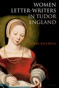 Cover for Women Letter-Writers in Tudor England