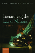 Cover for Literature and the Law of Nations, 1580-1680