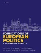 Cover for Foundations of European Politics