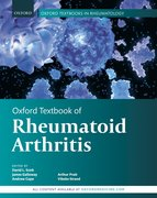 Cover for Oxford Textbook of Rheumatoid Arthritis