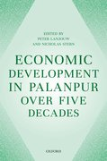Cover for Economic Development in Palanpur over Five Decades