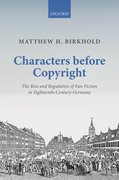 Cover for Characters Before Copyright