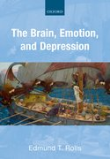 Cover for The Brain, Emotion, and Depression - 9780198832249