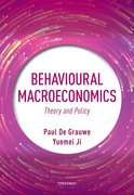 Cover for Behavioural Macroeconomics