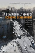 Cover for A Behavioural Theory of Economic Development