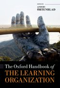 Cover for The Oxford Handbook of the Learning Organization